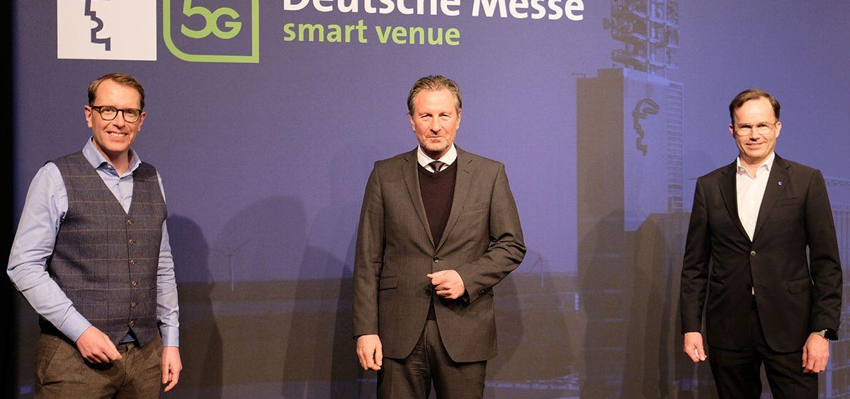 Pressekonferenz SMEV AG 5G Multifunktions-Campus